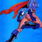 Power Girl - Amanda Conner