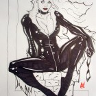 Black Cat - Adam Hughes