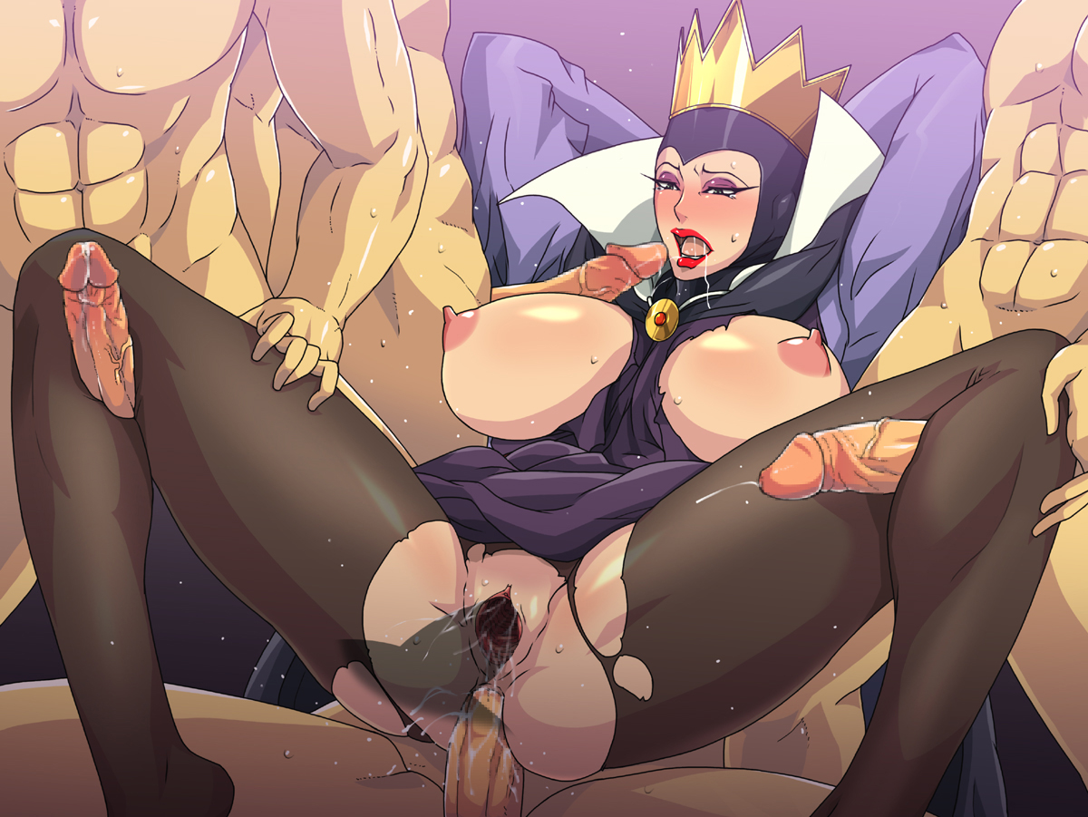 snow white hentai