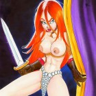 Red Sonja - Barry Blair
