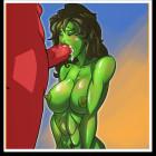 She-Hulk - ChogoRi