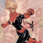 Captain Marvel - Terry Dodson