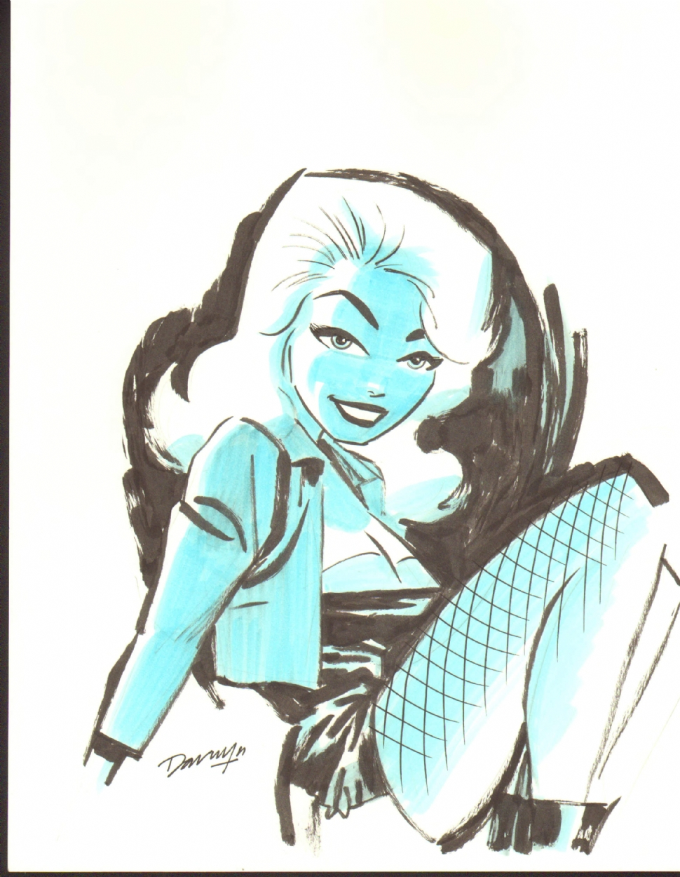 Black Canary - Darwyn Cooke