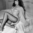 Bettie Page - Jack Bradley