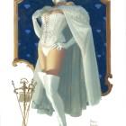 Emma Frost - Paolo Rivera