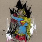 Batgirl-Supergirl - Jim Mahfood