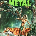 Heavy Metal - Fetch - Joe Jusko