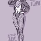 Zatanna - StickyMon